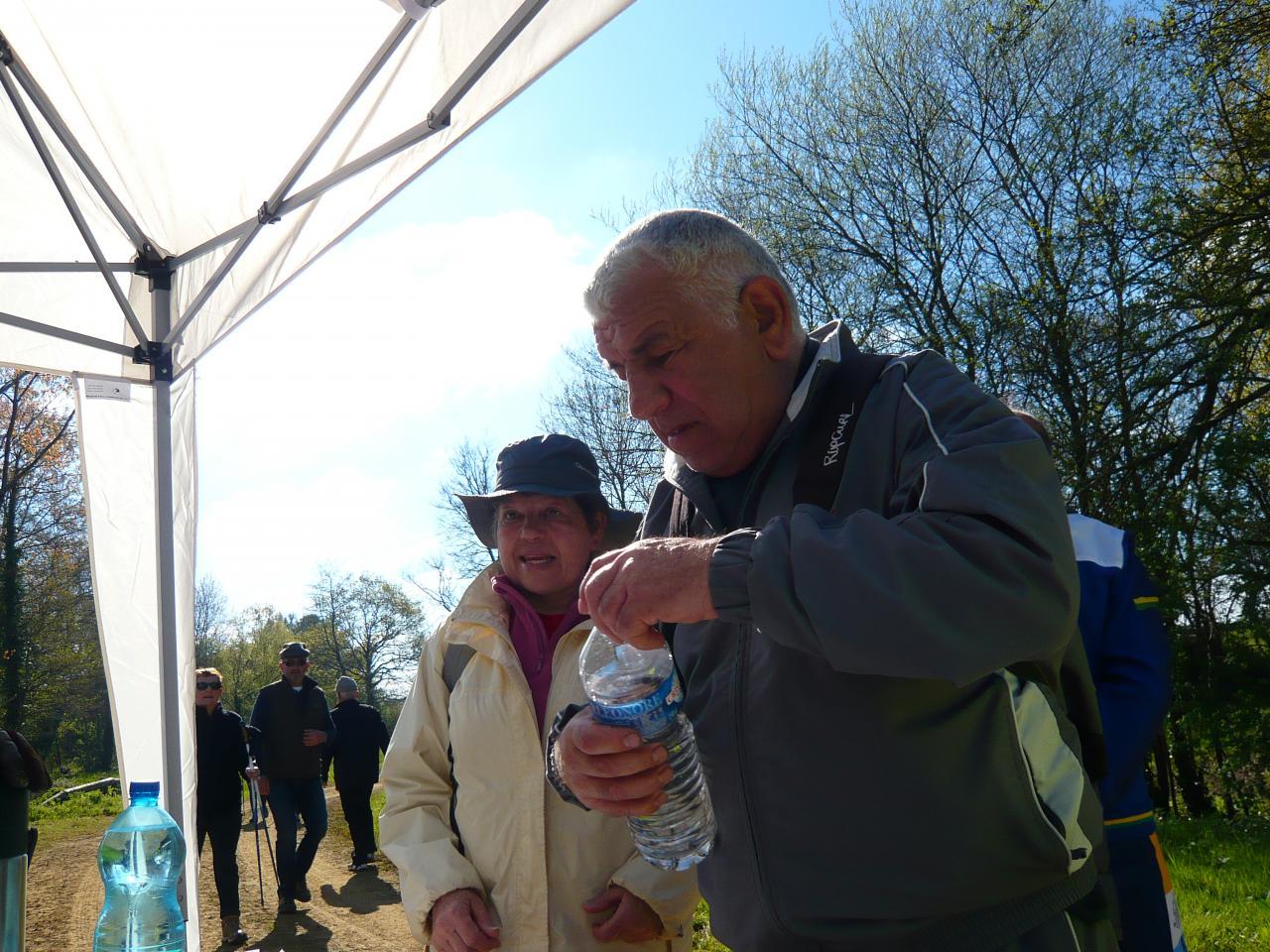 Ravito l'Angouinière - l'acceuil des marcheurs_20160417_27