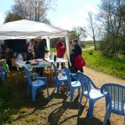 Ravito l'Angouinière - l'acceuil des marcheurs_20160417_54