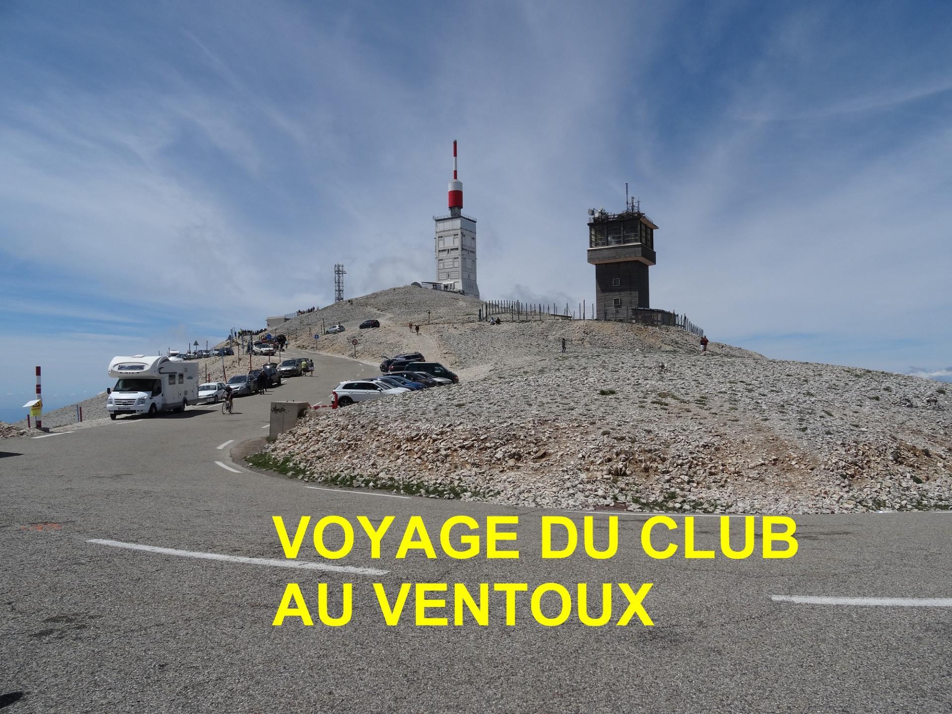 Photos voyage au Ventoux