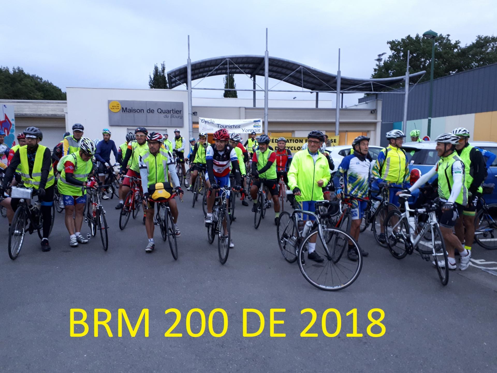 BRM 200 DU CLUB