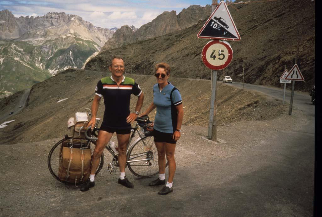 Jo et Cadoret, tour de la france 1987