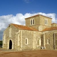 06 les Sables d'Olonne-l'Eglise saint Nicolas