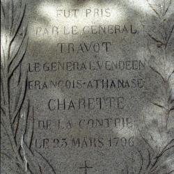 09 la Chabotterie-Monument en mémoire de Charette