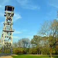 16 Vouvant-chevalement ancienne mine de charbon