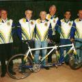 Pilotes tandem Gilles 2001